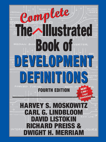 The Complete Illustrated Book of Development Definitions book cover