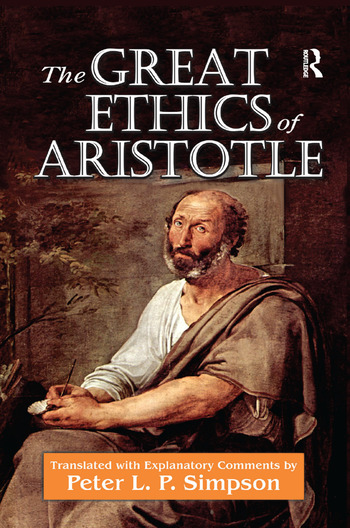 The Great Ethics of Aristotle book cover