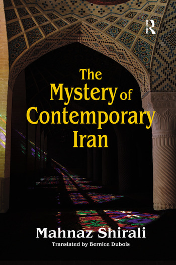 The Mystery of Contemporary Iran book cover