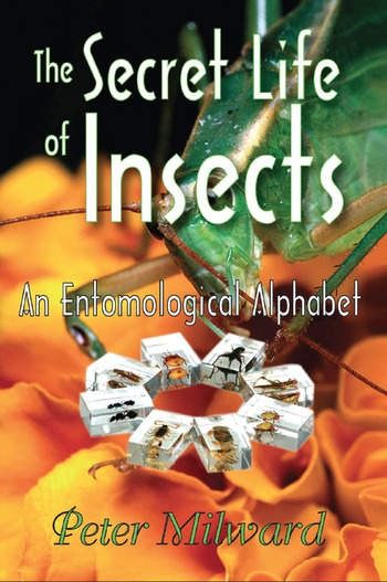 The Secret Life of Insects An Entomological Alphabet book cover