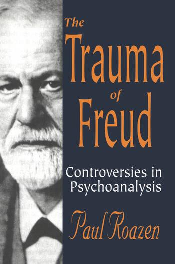 The Trauma of Freud book cover