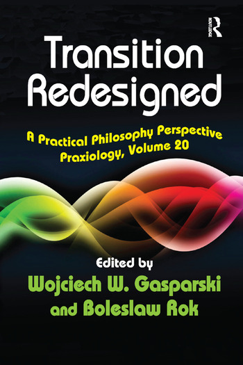 Transition Redesigned A Practical Philosophy Perspective book cover