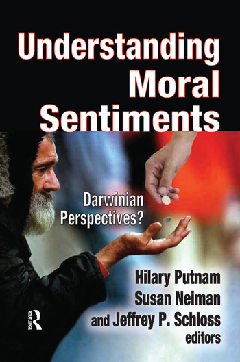 Understanding Moral Sentiments Darwinian Perspectives? book cover
