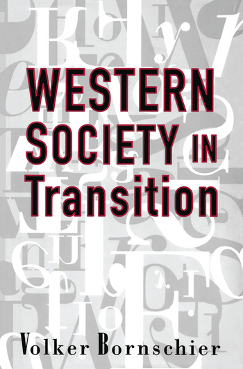 Western Society in Transition book cover