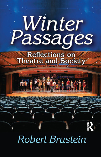 Winter Passages Reflections on Theatre and Society book cover