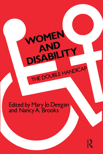 Women and Disability The Double Handicap book cover