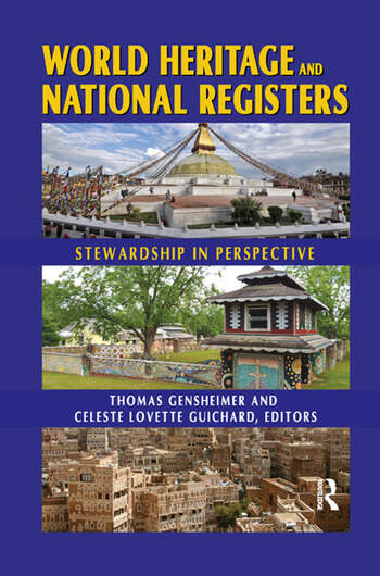 World Heritage and National Registers Stewardship in Perspective book cover