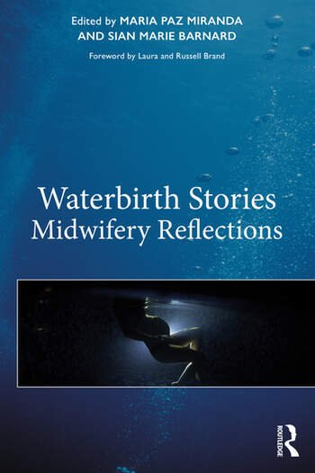 Waterbirth Stories Midwifery Reflections book cover