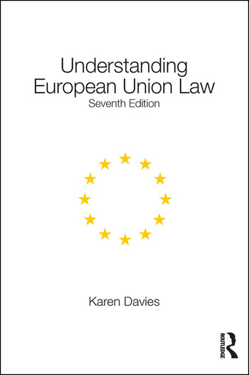 Understanding European Union Law book cover