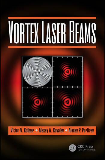Vortex Laser Beams book cover