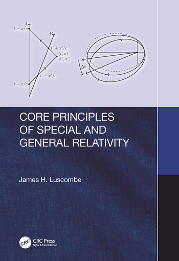 Core Principles of Special and General Relativity book cover