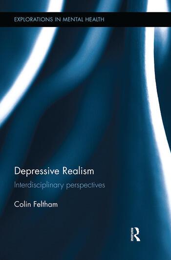 Depressive Realism Interdisciplinary perspectives book cover