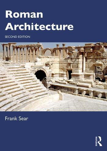 Roman Architecture book cover