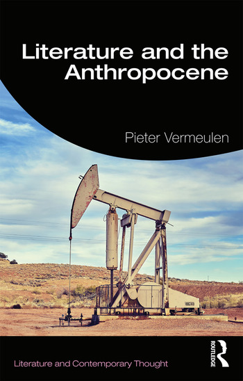 Literature and the Anthropocene book cover