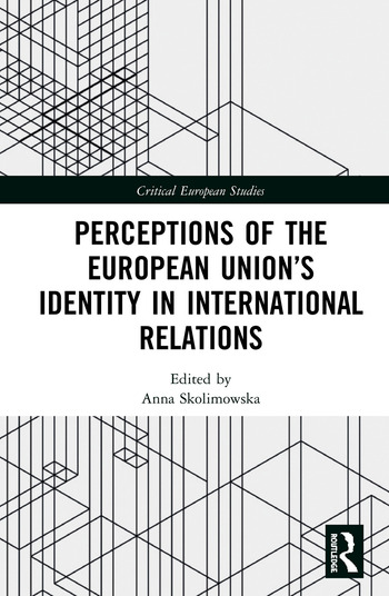 Perceptions of the European Union's Identity in International Relations book cover