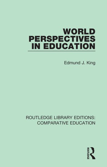 World Perspectives in Education book cover
