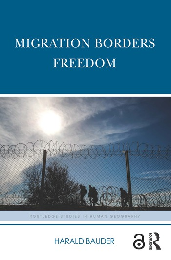Migration Borders Freedom book cover
