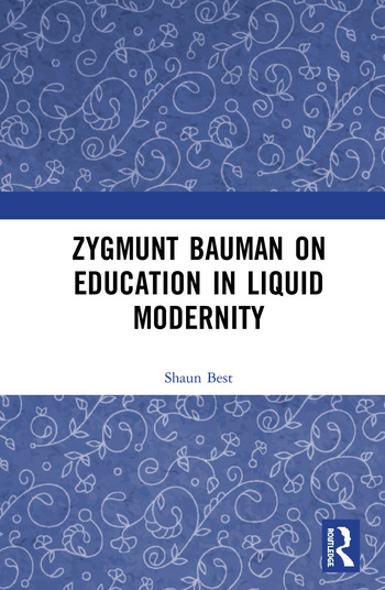 Zygmunt Bauman on Education in Liquid Modernity book cover