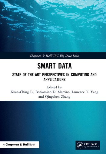 Smart Data State-of-the-Art Perspectives in Computing and Applications book cover