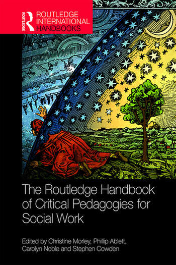The Routledge Handbook of Critical Pedagogies for Social Work book cover