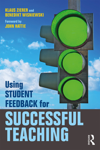 Using Student Feedback for Successful Teaching book cover