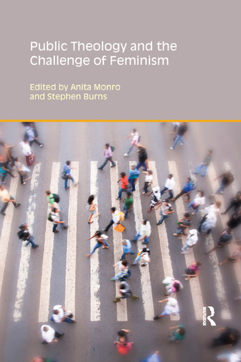Public Theology and the Challenge of Feminism book cover