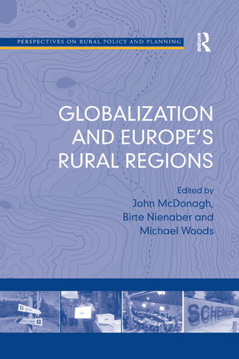 Globalization and Europe's Rural Regions book cover