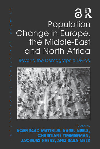 Population Change in Europe, the Middle-East and North Africa Beyond the Demographic Divide book cover