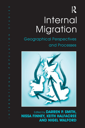 Internal Migration Geographical Perspectives and Processes book cover