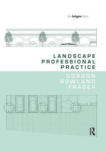 Landscape Professional Practice book cover