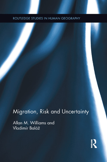 Migration, Risk and Uncertainty book cover