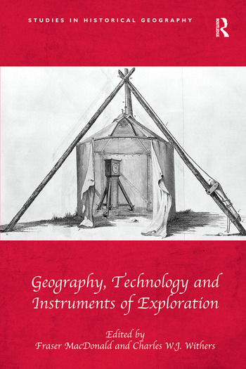 Geography, Technology and Instruments of Exploration book cover
