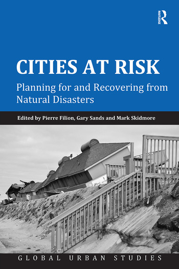 Cities at Risk Planning for and Recovering from Natural Disasters book cover