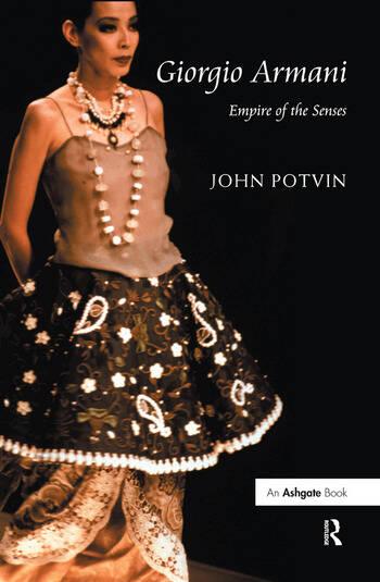 Giorgio Armani Empire of the Senses book cover