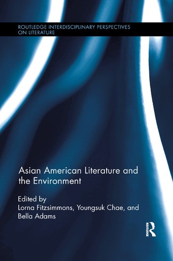 Asian American Literature and the Environment book cover