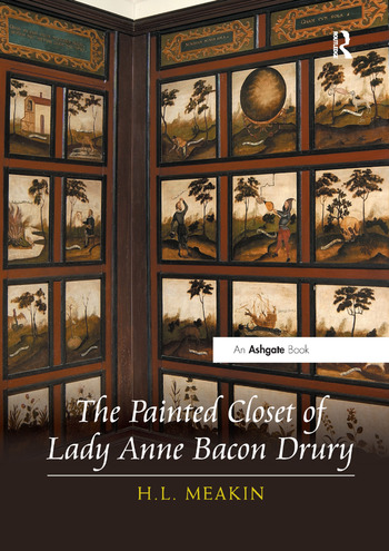 The Painted Closet of Lady Anne Bacon Drury book cover