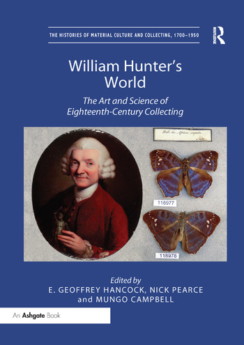 William Hunter's World The Art and Science of Eighteenth-Century Collecting book cover