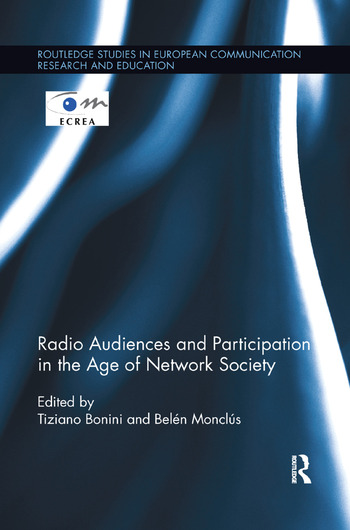 Radio Audiences and Participation in the Age of Network Society book cover