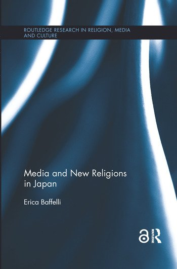 Media and New Religions in Japan book cover