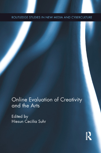 Online Evaluation of Creativity and the Arts book cover