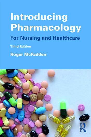 Introducing Pharmacology For Nursing and Healthcare book cover