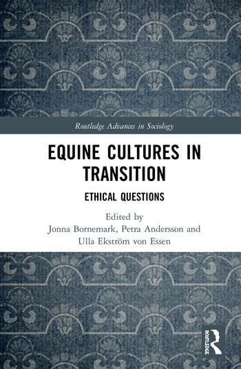 Equine Cultures in Transition Ethical Questions book cover
