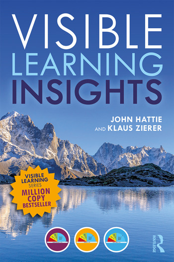 Visible Learning Insights book cover