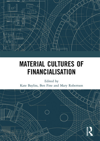 Material Cultures of Financialisation book cover