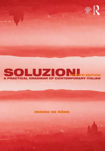 Soluzioni A Practical Grammar of Contemporary Italian book cover
