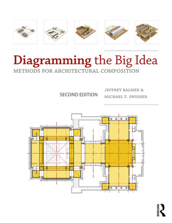 Diagramming the Big Idea Methods for Architectural Composition book cover