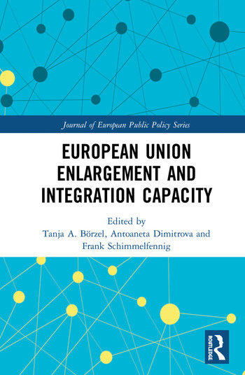 European Union Enlargement and Integration Capacity book cover