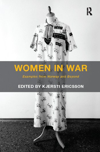 Women in War Examples from Norway and Beyond book cover