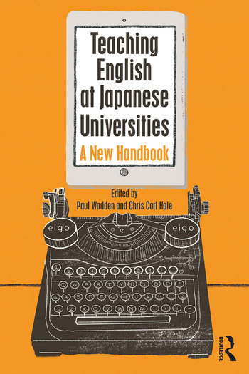 Teaching English at Japanese Universities A New Handbook book cover