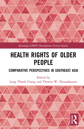 Health Rights of Older People Comparative Perspectives in Southeast Asia book cover